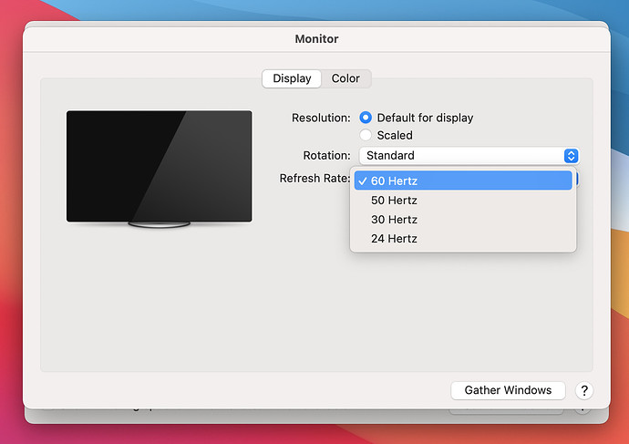 macOS_11_refresh_rate_setting